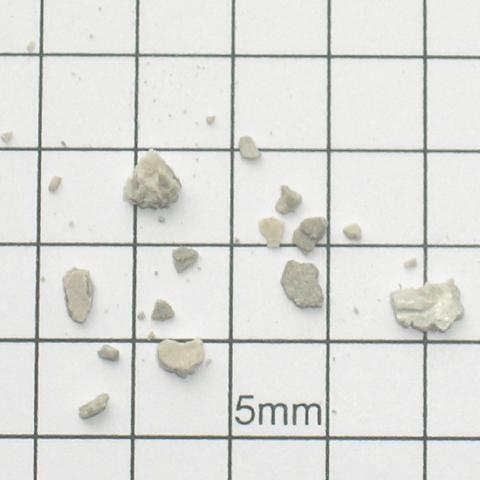 Polycrystalline grains