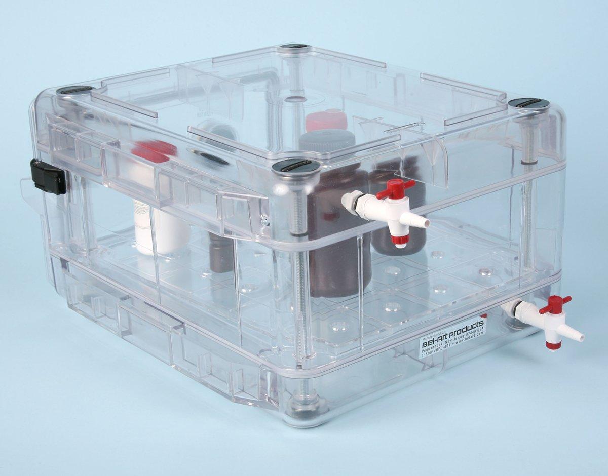 Secador 1.0 Desiccator Cabinet All Clear Horizontal Manual ...