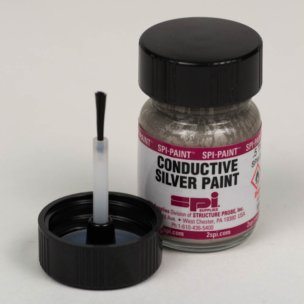 Silver Conductive Paint