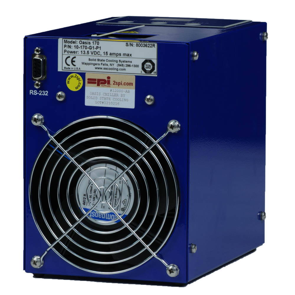 Ultra Compact Chiller Uc170 By Solid State Cooling Systems