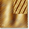 Gold substrates Extra Large 2.4 cm x 2.1 cm with 150 nm thickness for SPM applications Pack of 5 - - alt view 2