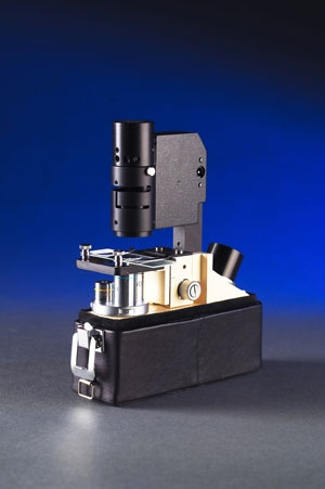 GRATICULES OPTICS LTD. Portable Microscopes