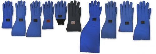 Cryogenic Liquid Handling Gloves