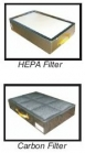 Filters for Ductless Fume Hoods