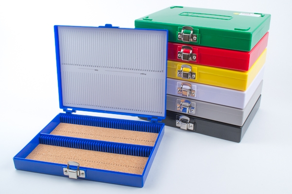 Slide Storage Boxes