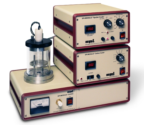 Sputter/Carbon Coaters for SEM