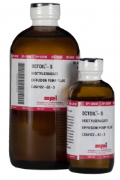 Octoil-S Dioctylsebacate Diffusion Pump Fluid