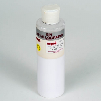 SPI Supplies Brand Alumina (Gamma) Polishing Slurry 0.05 µm 6 oz. Bottle
