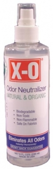 X-O Odor Neutralizer Finger Pump 8 oz (236 ml) Bottle