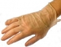 SPI-Guard Powder-Free Disposable Vinyl Gloves Ambidextrous Size Small Package of 100 Gloves