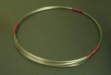 SPI Supplies Brand Tungsten Wire 0.65 mm (0.025in) Dia. x 3.05 m (10ft) Long, CAS#: 7440-33-7