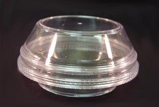 Round Membrane Box, Outside Diameter: 82 mm x 17 mm High, Each