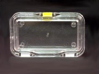 Rectangular Membrane Boxes, Outside Dimensions: 125 x 75 x 25 mm high, each