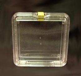 Square Membrane Boxes, Outside Dimensions: 150 x 150 x 50 mm high, each