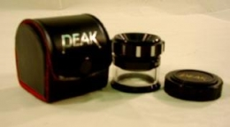PEAK Scale Loupe (Measuring Magnifier), 15X with Standard Cross-Hair Reticle
