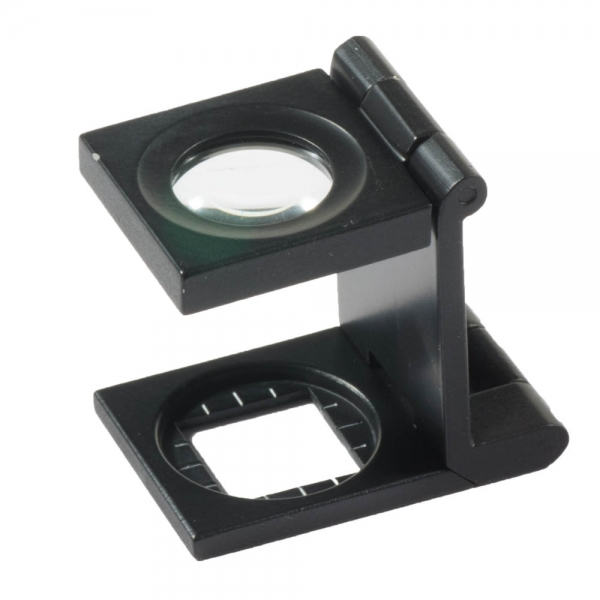 PEAK Linen Tester and Folding Magnifier 9X