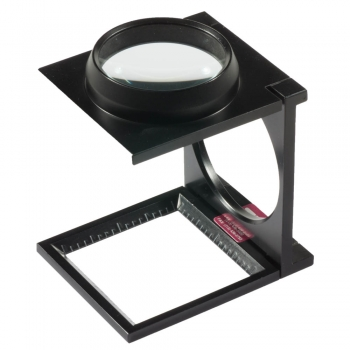 PEAK Linen Tester and Folding Magnifier 3X