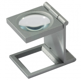 PEAK Linen Tester and Folding Magnifier 6X