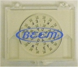 BEEM Dial-A-Grid and Block Holder Combination, Holds 24 TEM Grids