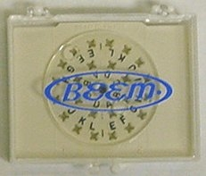 BEEM Dial-A-Grid Grid Storage Box, Holds 24 TEM Grids