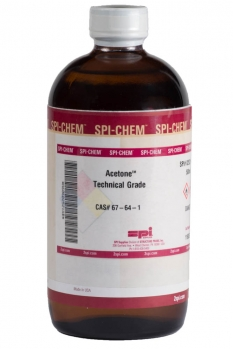 SPI-Chem Acetone, Technical Grade, CAS #67-64-1