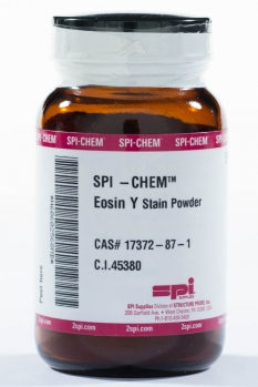 SPI-Chem Eosin Y Stain Powder, CAS#17372-87-1, C.I. 45380