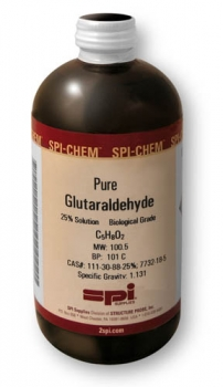 SPI-Chem Glutaraldehyde, 50% Biological Grade, CAS#111-30-8