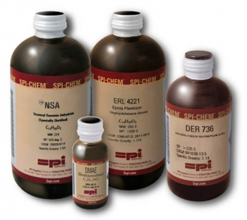 SPI-Chem Low Viscosity Kit, Spurr Formula Kit I, 975 g Total