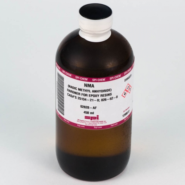 SPI-Chem NMA (Nadic Methyl Anhydride) Hardener for Epoxy Resins, 450 ml, CAS# 25134-21-8