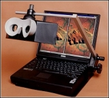Screenscope Stereoscope Laptop Computer Version