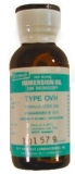 Type OVH Cargille Immersion Oil, Highest Viscosity, 46 000 cSt