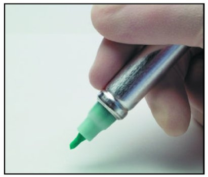 Glow-Writer Phosphorescent Marking Pen