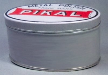 PIKAL Paste Metal Polish for UHV Applications