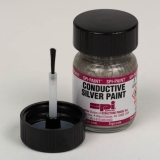 SPI Supplies Silver Colloidal Suspension with Brush Applicator Cap