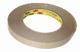 "3M Transfer Tape, 0.5"" (12.5 mm) wide x 60 yds. (5.5 m) long"