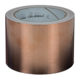 3M® Copper Conducting Tape Code 1181, Single Sided Adhesive