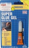 Super Glue Gel Cyanoacrylate Tube 2g