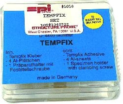 Tempfix Mounting Adhesive for SEM Applications Complete Kit, Includes 1.5g Plastic