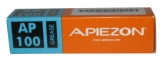 Apiezon AP 100 Ultra High Vacuum Lubricating Grease, Silicone Free, 50 g, CAS# 8009-03-8 & 9002-84-0