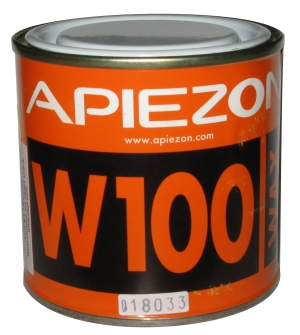 Apiezon Wax Type W100 250g CAS #64741-56-6 and CAS# 8012-95-1