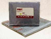 SPI-Sky Polyester/Cellulose Wipers, 6.75x9 in (171x229 mm), Pack of 100