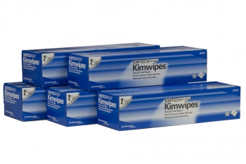 Kimwipes, 15x17, 90 wipers per box