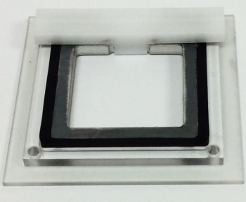 "1.5"" Square Holder for use with FlipScribe"