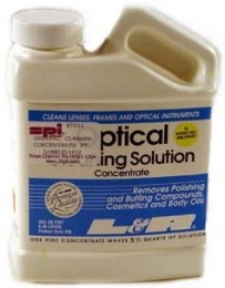 Optical Cleaning Solution Concentrate, Pint (473 ml)