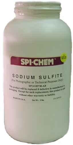 SPI-Chem Sodium Sulfite Anhydrous, 5 lbs. (2.27 kg), CAS #7757-83-7