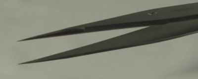 SPI-Swiss Style #3 INOX Stainless Steel Tweezer, High Precision, 120 mm