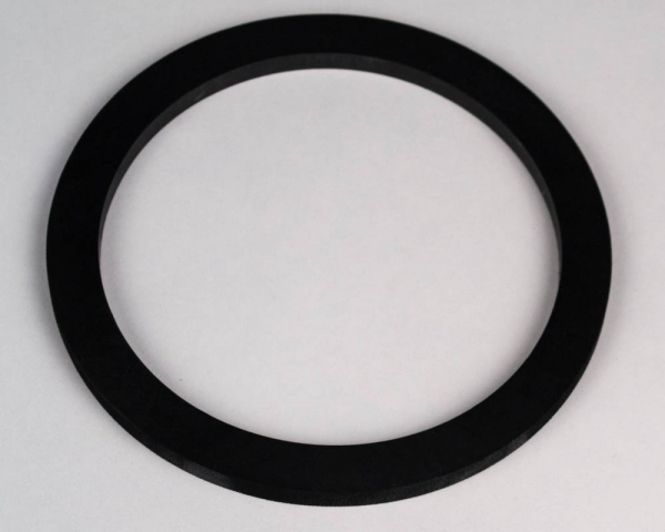 Spare Parts for SPI Plasma Prep II: 4 in Diameter O Ring from Front of Inner Chamber