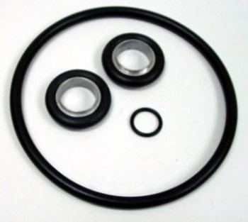Set of Three O Rings for the Vacuum Control Base Module for SPI-Module Coater Family