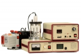 SPI Module Sputter Coater with Quartz Crystal Thickness Monitor and Pump 110v 50/60 Hz CE Certified