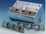 Tissue Specimen Holder Including Baskets and Screen Holder for SPI-Dry Jumbo CPD Unit